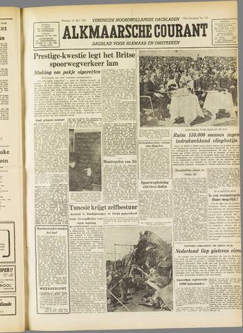 Alkmaarsche Courant 1955-05-31