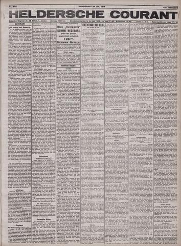 Heldersche Courant 1919-07-24