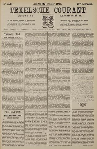 Texelsche Courant 1911-10-22