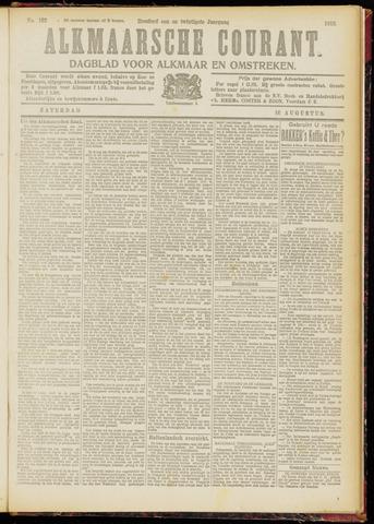 Alkmaarsche Courant 1919-08-16