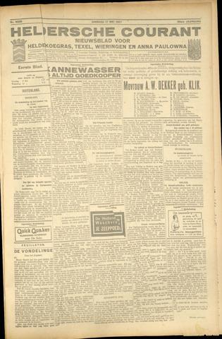 Heldersche Courant 1927-05-17
