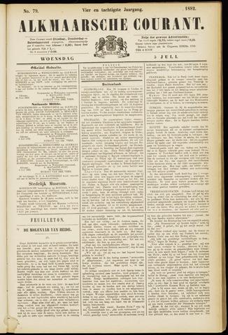 Alkmaarsche Courant 1882-07-05