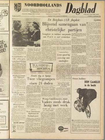 Noordhollands Dagblad : dagblad voor Alkmaar en omgeving 1962-10-13