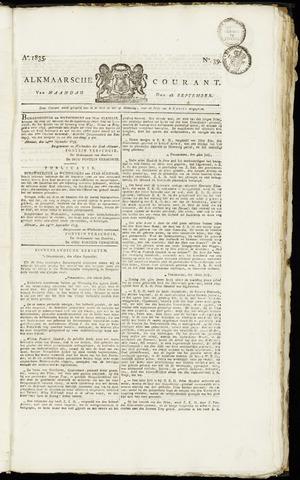 Alkmaarsche Courant 1835-09-28