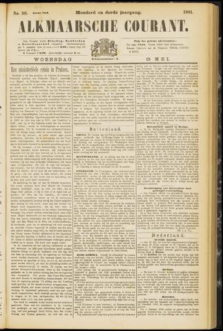 Alkmaarsche Courant 1901-05-15