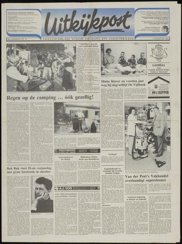 Uitkijkpost : nieuwsblad voor Heiloo e.o. 1993-08-04
