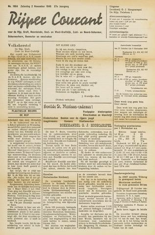 Rijper Courant 1946-11-02