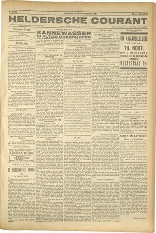 Heldersche Courant 1927-09-29