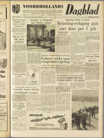 Noordhollands Dagblad : dagblad voor Alkmaar en omgeving 1961-05-18