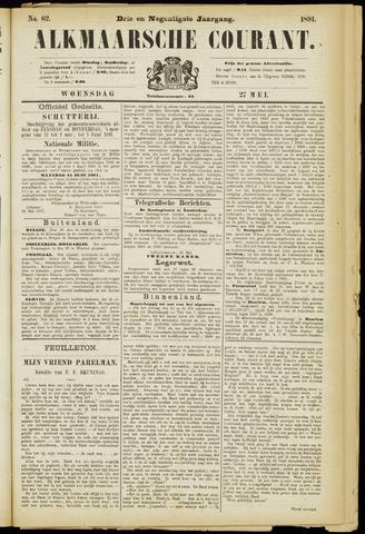 Alkmaarsche Courant 1891-05-27