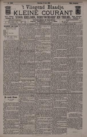 Vliegend blaadje : nieuws- en advertentiebode voor Den Helder 1896-06-06