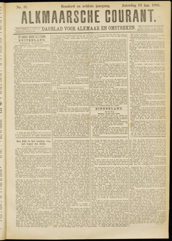 Alkmaarsche Courant 1906-01-13