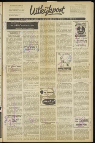 Uitkijkpost : nieuwsblad voor Heiloo e.o. 1962-02-08