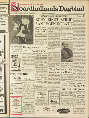 Noordhollands Dagblad : dagblad voor Alkmaar en omgeving 1964-05-14