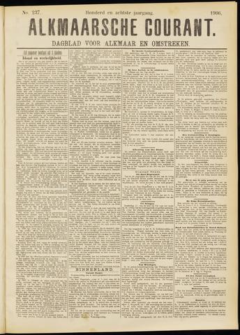 Alkmaarsche Courant 1906-10-06