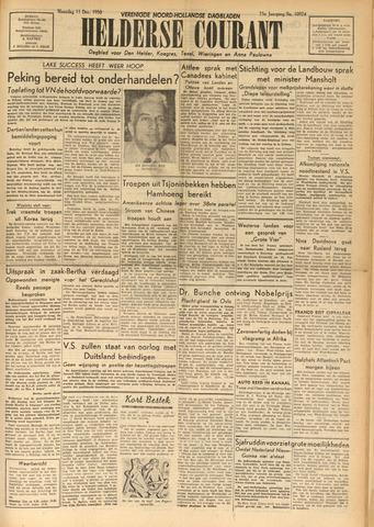 Heldersche Courant 1950-12-11