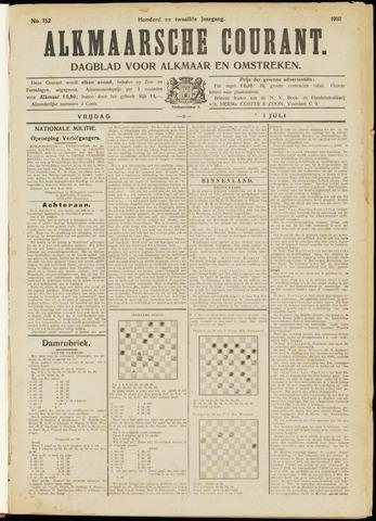 Alkmaarsche Courant 1910-07-01