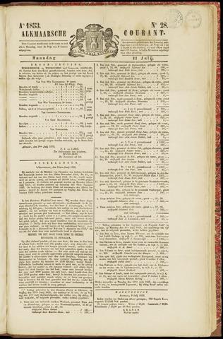 Alkmaarsche Courant 1853-07-11