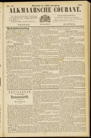 Alkmaarsche Courant 1903-04-24