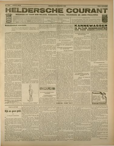 Heldersche Courant 1932-08-30