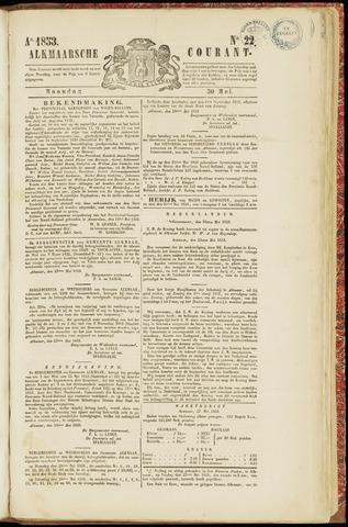 Alkmaarsche Courant 1853-05-30