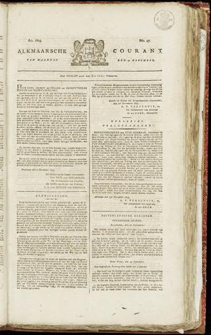Alkmaarsche Courant 1823-11-17