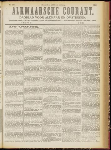 Alkmaarsche Courant 1916-05-05
