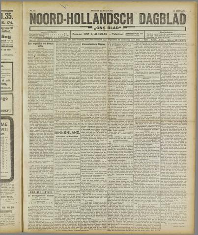 Ons Blad : katholiek nieuwsblad voor N-H 1921-03-22