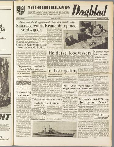 Noordhollands Dagblad : dagblad voor Alkmaar en omgeving 1958-05-08