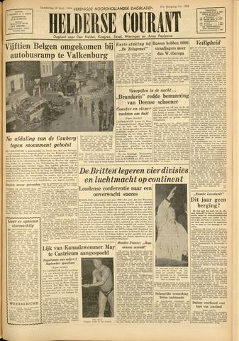 Heldersche Courant 1954-09-30
