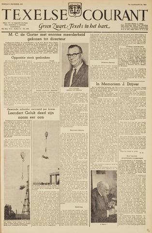 Texelsche Courant 1963-12-03