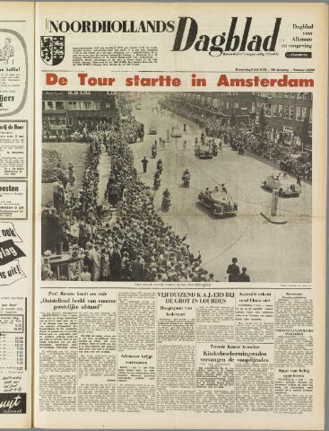 Noordhollands Dagblad : dagblad voor Alkmaar en omgeving 1954-07-08