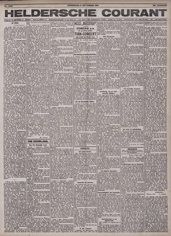 Heldersche Courant 1918-09-05