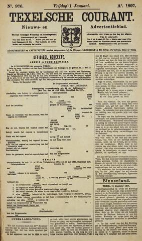 Texelsche Courant 1897