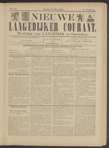 Nieuwe Langedijker Courant 1894-05-20