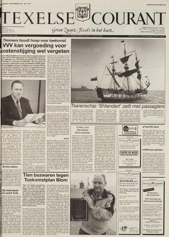 Texelsche Courant 2000-10-24