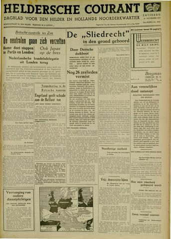 Heldersche Courant 1939-11-25