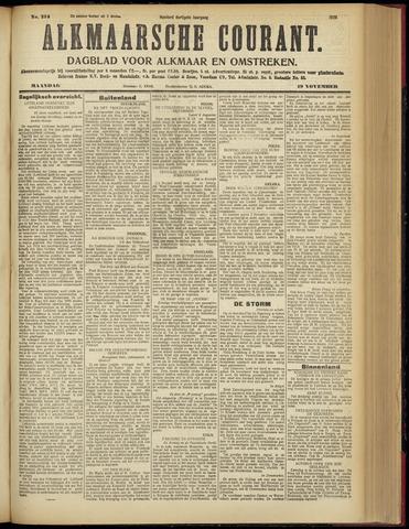 Alkmaarsche Courant 1928-11-19