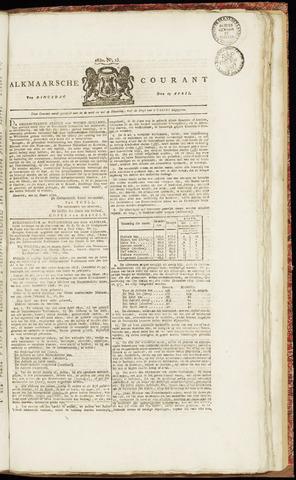 Alkmaarsche Courant 1830-04-13