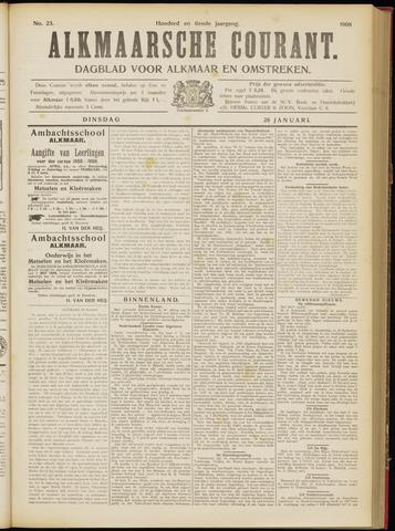 Alkmaarsche Courant 1908-01-28