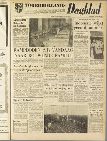 Noordhollands Dagblad : dagblad voor Alkmaar en omgeving 1962-01-10