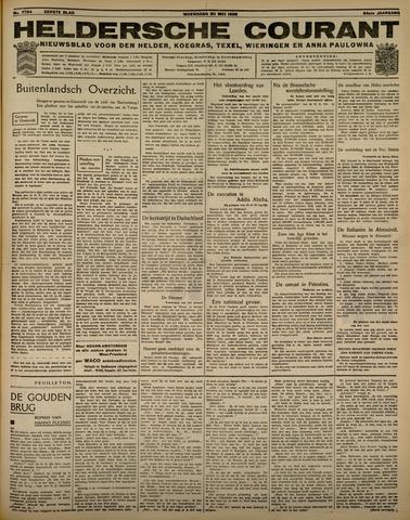 Heldersche Courant 1936-05-20