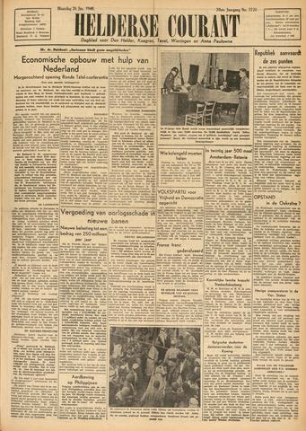 Heldersche Courant 1948-01-26