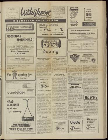 Uitkijkpost : nieuwsblad voor Heiloo e.o. 1974-05-08