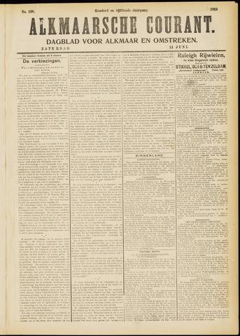 Alkmaarsche Courant 1913-06-14