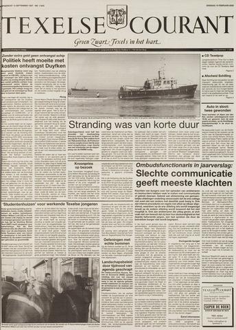 Texelsche Courant 2002-02-19