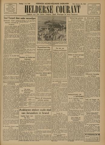 Heldersche Courant 1948-06-01
