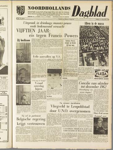 Noordhollands Dagblad : dagblad voor Alkmaar en omgeving 1960-08-19
