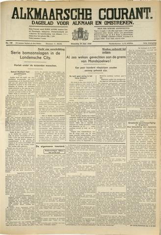 Alkmaarsche Courant 1939-06-26