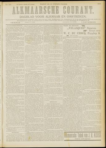 Alkmaarsche Courant 1919-11-07